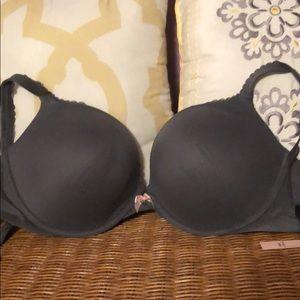 Victoria's Secret gray 36DD NWT Bra